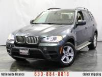 2012 BMW X5 35d / 3.0L 6-Cyl DIESEL Engine / AWD xDrive / Sunroof / Parking Aid with Rear View Camera / Navigation / Bluetooth