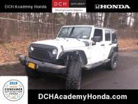 2010 Jeep Wrangler Unlimited Islander SUV
