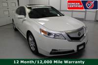 Used 2011 Acura TL For Sale at Duncan Hyundai | VIN: 19UUA8F57BA000429
