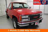 Used 1992 GMC Sierra 1500 For Sale at Duncan Hyundai | VIN: 1GTEK14K1NZ535634