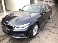 Certified Pre-owned 2017 BMW 7 Series 750i xDrive For Sale in Albany, NY