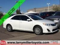 Used 2012 Toyota Camry For Sale | Peoria AZ | Call 602-910-4763 on Stock #20817A