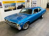 1969 Chevrolet Nova - BIG BLOCK - 4 SPEED - LEMANS BLUE - SEE VIDEO