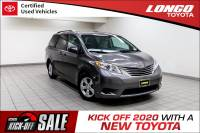 Certified Used 2017 Toyota Sienna LE Automatic Access Seat FWD 7-Passenger in El Monte