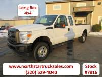 Used 2012 Ford F-350 4x4 Ext-Cab Long Box Pickup