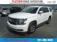 Pre-Owned 2018 Chevrolet Tahoe LS SUV