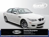 2010 BMW M5 4dr Sdn