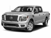 2017 Nissan Titan SV 4x4 Crew Cab SV in Columbus, GA