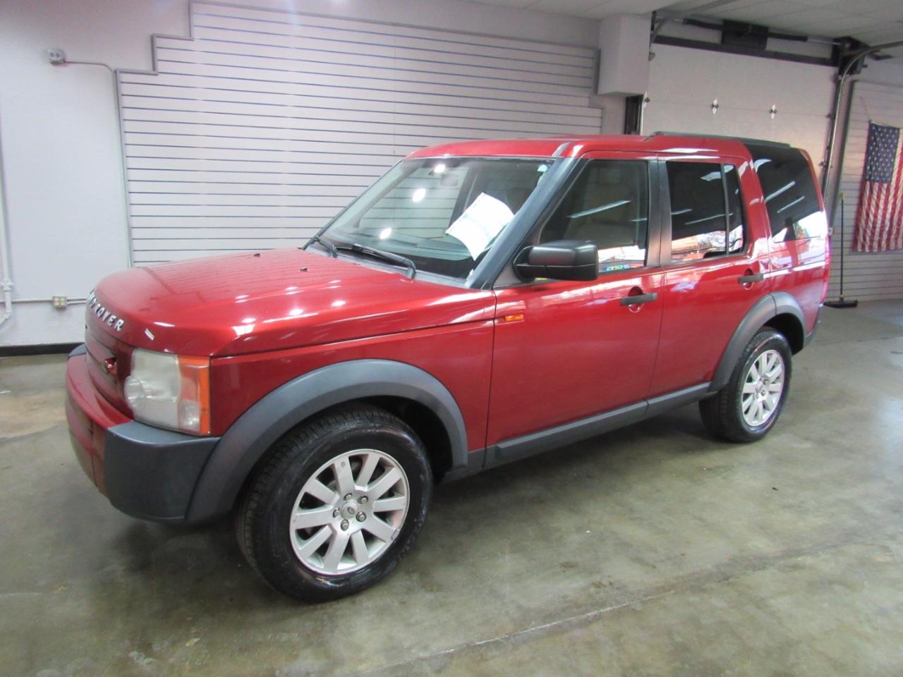 Photo 2006 Land Rover LR3 SE