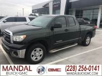 2010 Toyota Tundra 2WD Double Cab Standard Bed V6