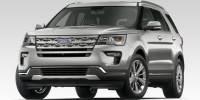 2018 FordExplorer Limited FWD