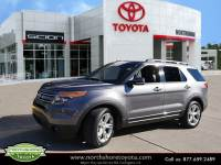 Used 2012 Ford Explorer Limited SUV