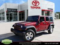 Used 2008 Jeep Wrangler Unlimited Rubicon SUV