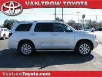 Used 2018 Toyota Sequoia Platinum RWD