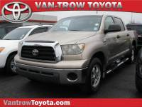 Used 2007 Toyota Tundra 2WD CrewMax Short Bed 5.7L SR5