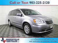 Used 2016 Chrysler Town & Country Touring Minivan