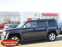 Used 2014 Jeep Patriot Latitude SUV For Sale in High-Point, NC near Greensboro and Winston Salem, NC