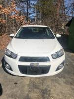 Used 2014 Chevrolet Sonic LT Sedan For Sale in High-Point, NC near Greensboro and Winston Salem, NC