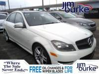 2012 Mercedes-Benz C-Class 4dr Sdn C 250 Luxury RWD