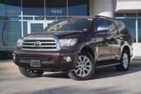 2015 Toyota Sequoia RWD 5.7L Platinum
