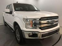 Used 2019 Ford F-150 LARIAT 4WD SuperCrew 5.5' Box Pickup