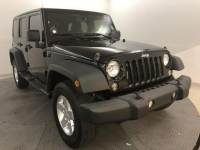 Used 2014 Jeep Wrangler Unlimited Sport SUV