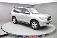 Used 2011 Toyota Land Cruiser 4dr 4WD