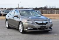Used 2014 Acura RLX 4dr Sdn Advance Pkg