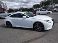 Used 2016 Lexus RC 200t 200t Coupe
