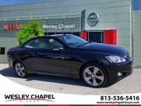 Used 2010 Lexus IS 250C 250 C Convertible