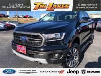 Used 2019 Ford Ranger LARIAT Pickup