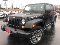Used 2015 Jeep Wrangler Unlimited Rubicon SUV