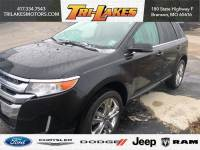 Used 2014 Ford Edge Limited SUV