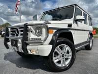 Used 2013 Mercedes-Benz G 550 DESIGNO G550 BLACK ROOF LOADED CARFAX CERT