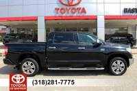 Used 2014 Toyota Tundra 4WD CrewMax Short Bed 5.7L FFV Platinum