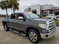 2014 Toyota Tundra 2WD CrewMax Standard Bed 5.7L 1794 Edition