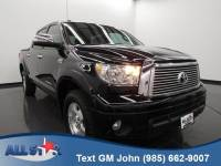 Used 2012 Toyota Tundra 4WD CrewMax Short Bed 5.7L FFV Limited