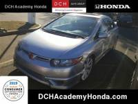 2008 Honda Civic Coupe Si