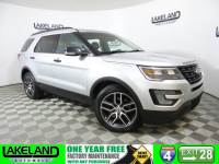 Certified 2016 Ford Explorer Sport SUV