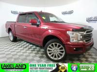 Certified 2019 Ford F-150 Limited Pickup