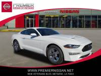 Used 2018 Ford Mustang EcoBoost Premium Coupe