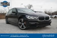 2017 BMW 7 Series 750i xDrive Sedan in Kansas City