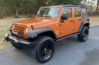 2010 Jeep Wrangler Unlimited Sport 4WD Automatic