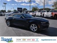 Used 2019 Chevrolet Camaro 1LT Convertible
