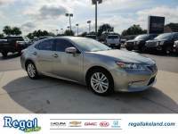 Used 2015 Lexus ES 350 Crafted Line Sedan