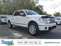 Used 2014 Ford F-150 Platinum Pickup