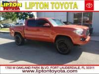 2018 Toyota Tacoma TRD Sport Pickup