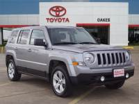 Used 2016 Jeep Patriot Latitude SUV