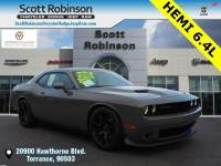 Used 2018 Dodge Challenger R/T Scat Pack Coupe
