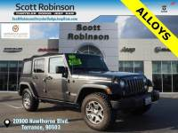 Used 2017 Jeep Wrangler Unlimited Rubicon SUV